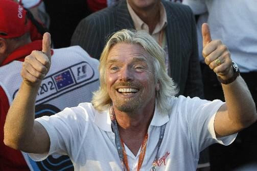Richard Branson... (Photo: Reuters)