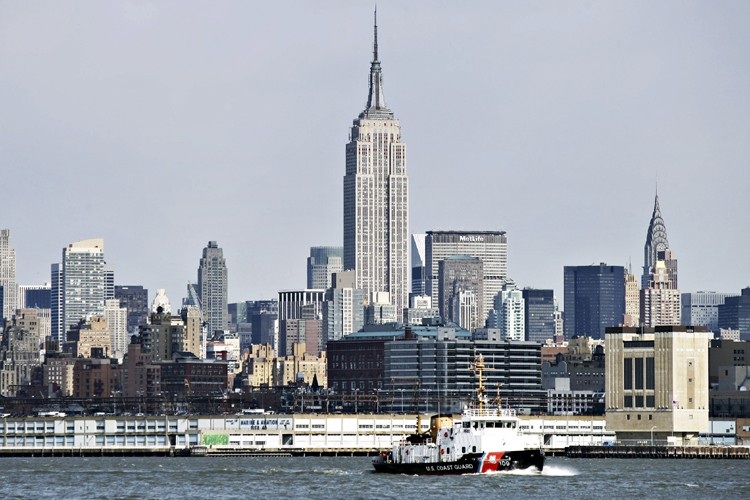 L'Empire State Building... (Photo: Bloomberg)