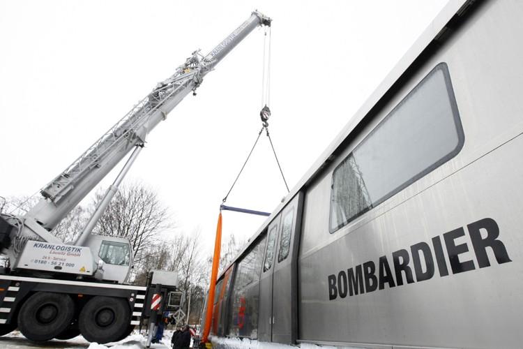 Bombardier Transport, la division du groupe Bombardier ( (Photo: AP)