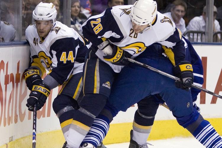 Les Sabres de Buffalo sont toujours dans la course pour une... (Photo: PC)