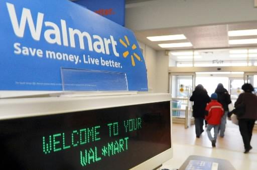 La stratégie de croissance de Walmart au Canada... (Photo: Associated Press)