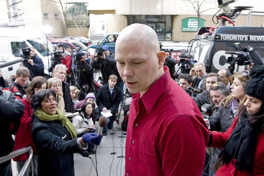 Jason Wallace.... (Photo La Presse Canadienne)