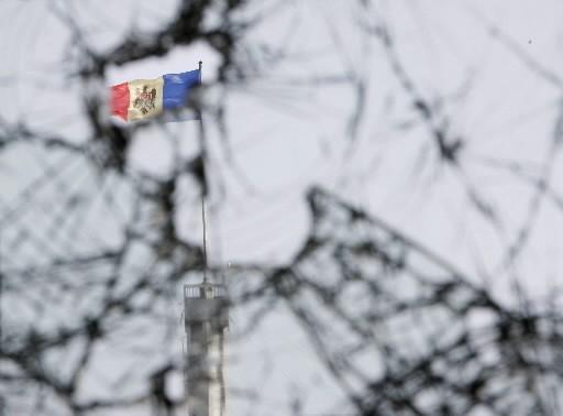 L'opposition moldave a dénoncé jeudi les interpellations en... (Photo: Reuters)