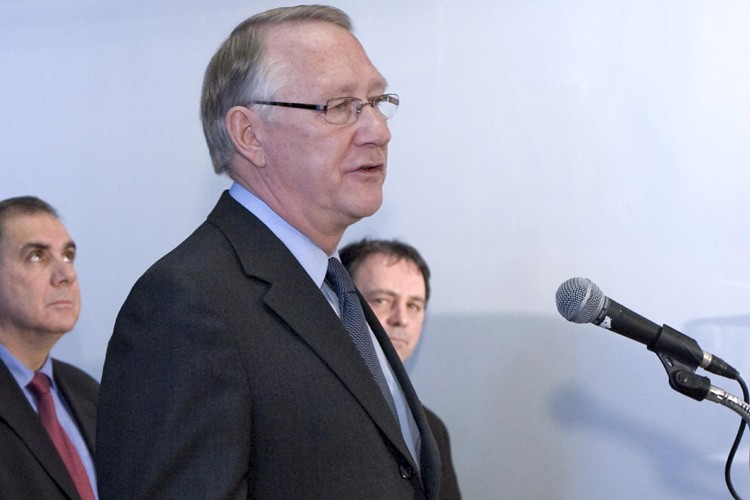 Le maire de Montréal, Gérald Tremblay... (Photo: Alain Roberge, La Presse)