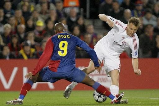 Le Bayern Munich s'est fait humilier par le... (Photo: AFP)