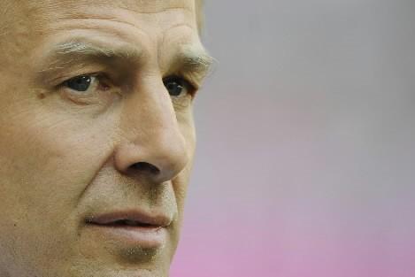 Juergen  Klinsmann... (Photo: AFP)