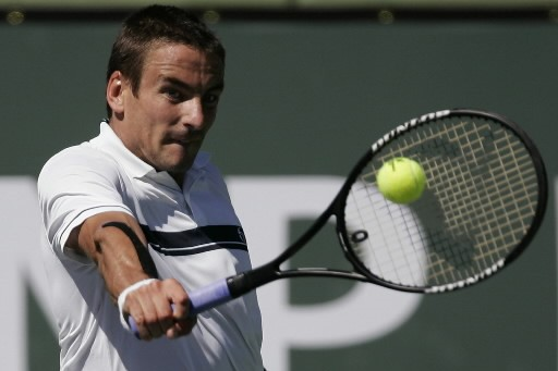L'Espagnol Tommy  Robredo.... (Photo: Reuters)
