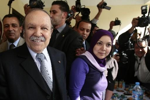 Abdelaziz  Bouteflika... (Photo: Reuters)
