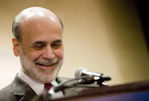 Ben Bernanke... (Photo: Reuters)