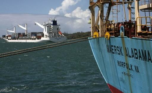 Un navire militaire canadien sera affrété aux Nations Unies... (Photo: Reuters)
