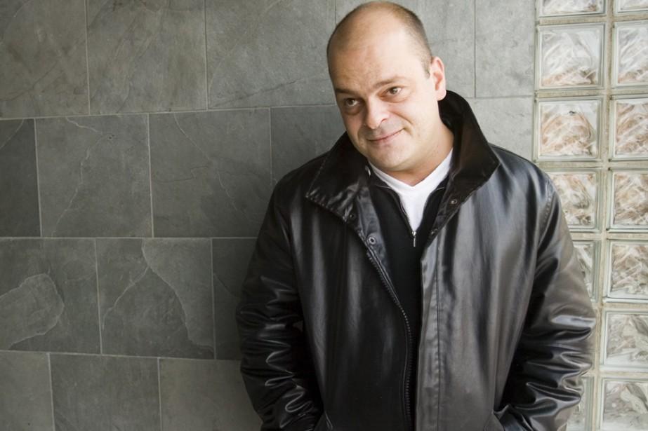 Sylvain Larocque... (Photo: David Boily, La Presse)