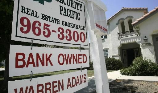 Le drame silencieux des saisies immobilières se... (Photo: Associated Press)