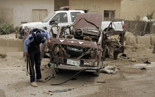 Seize militaires ont été tués et 50 blessés jeudi dans un... (Photo: AFP)