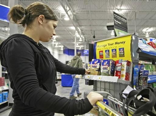 Le crédit à la consommation aux États-Unis s'est de nouveau... (Photo: Bloomberg)