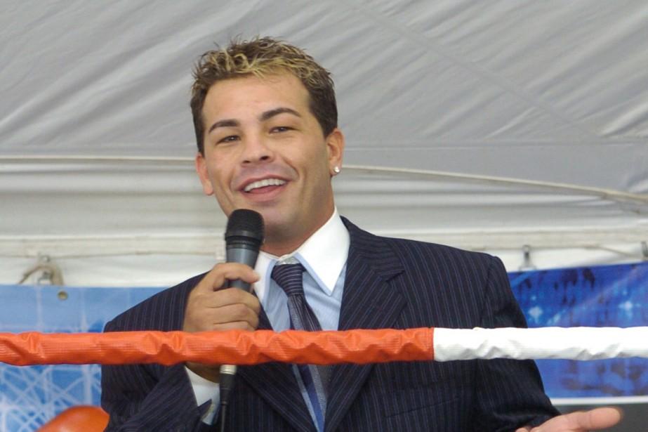 Détenu depuis hier, le boxeur Arturo Gatti, 37 ans, a été... (Archives La Presse)