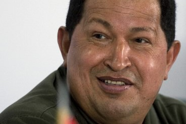 Hugo Chavez... (Photo: Reuters)