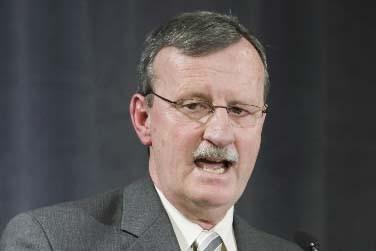Le Dr David Williams.... (Photo Frank Gunn, Presse Canadienne)