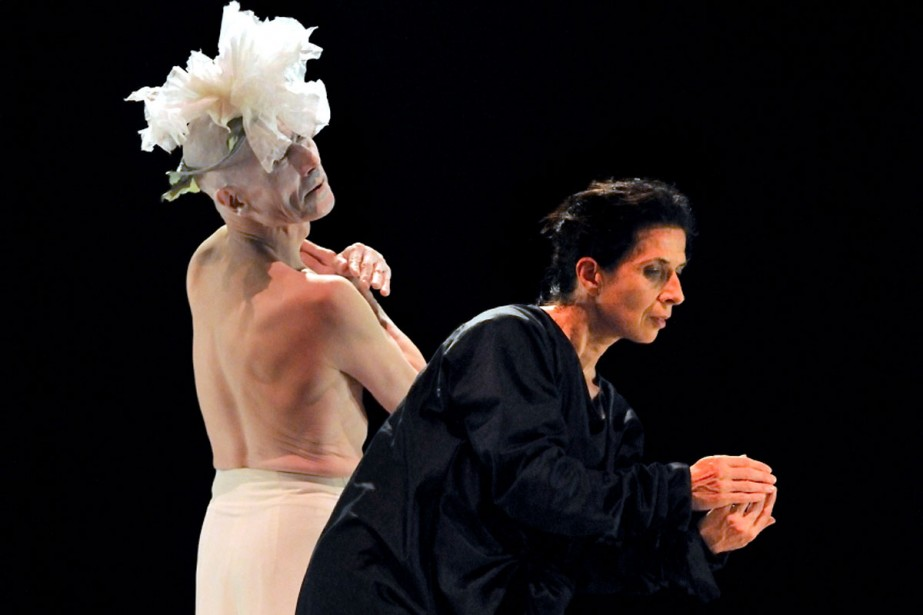 Lucie Grégoire et Yoshito Ohno ont travaillé ensemble... (Photo: Micheal Slobodian)