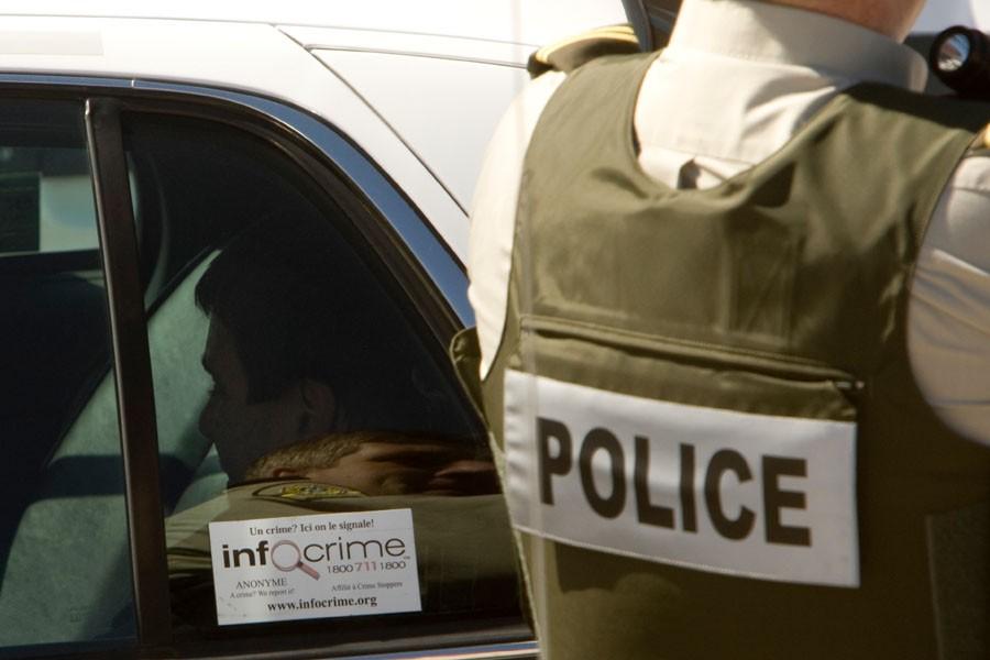 Le lourd dossier d'accusations lié aux... (Photo: Martin Chamberland, La Presse)