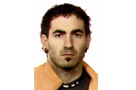 Jurdan Martitegi Lizaso a été arrêté hier.... (Photo: el Pais)
