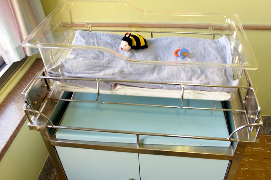 Julie, qui ne peut pas concevoir d'enfant, s'était... (Photo: Alain Roberge, archives La Presse)