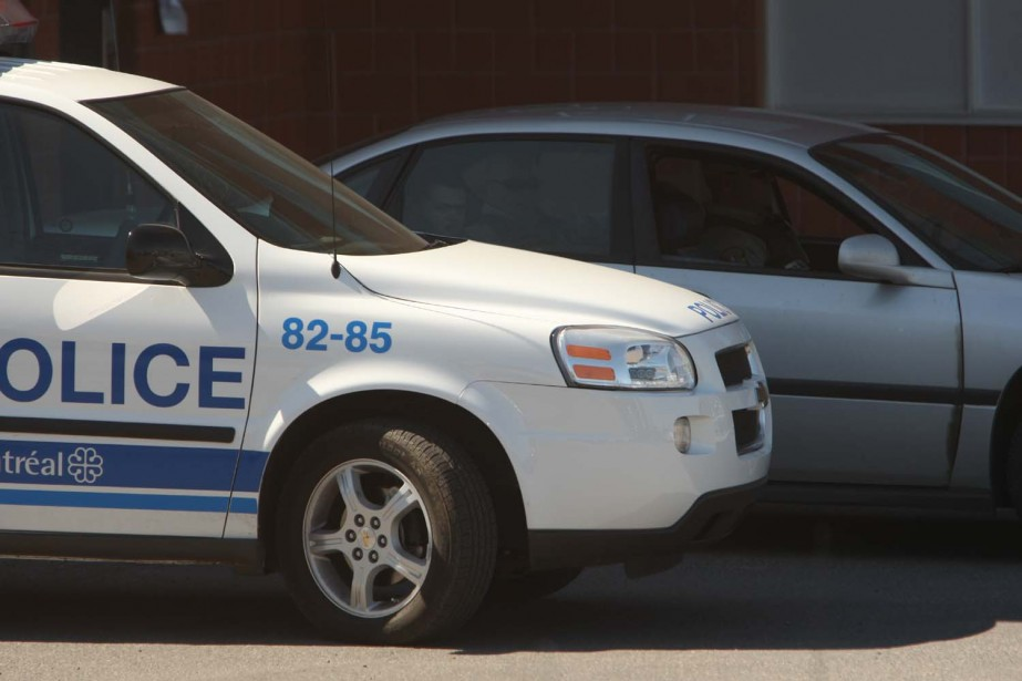 L'an prochain, la police de Montréal... (Photo: Martin Chamberland, La Presse)