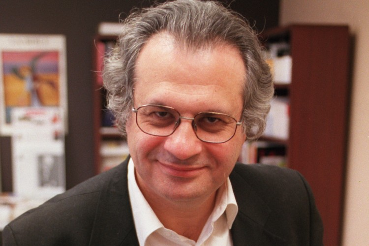 Amin Maalouf... (Photo: Robert Skinner, La Presse)