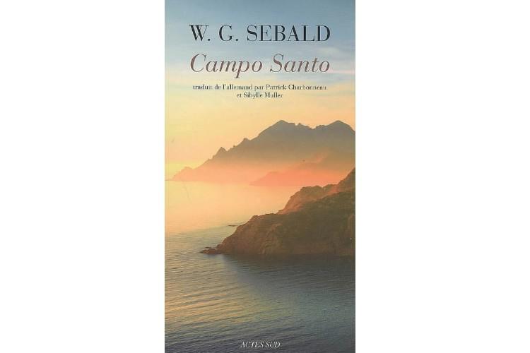 Comme Camus, l'Allemand Winifred Georg Sebald est mort dans un accident de la...