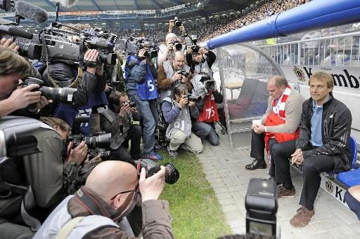 L'entraineur-chef du Bayern Munich a de la pression.... (Photo: AP)