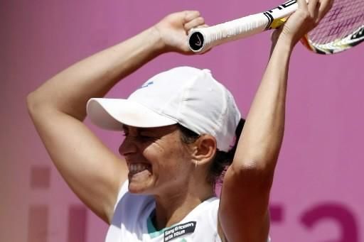Roberta Vinci... (Photo: Reuters)