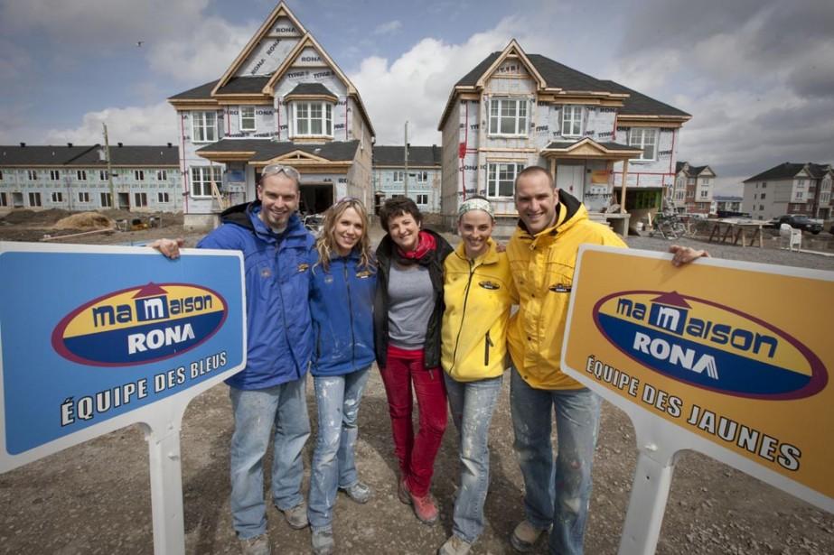 Ma maison Rona... (Photo: André Pichette, La Presse)