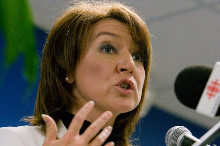 La vice-première ministre du Québec et ministre des... (Photo: André Tremblay, La Presse)