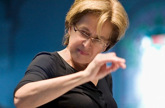 Lorraine Vaillancourt, la créatrice du Nouvel Ensemble Moderne.... (Photo: Bernard Préfontaine, collaboration spéciale)