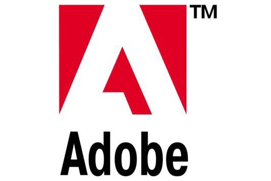 Le logo d'Adobe...