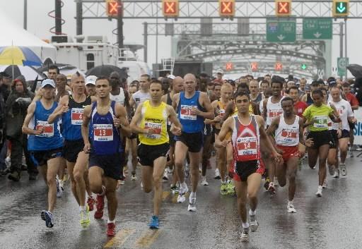 La sensation de bien-être associée à la course... (Photo: Robert Skinner, La Presse)