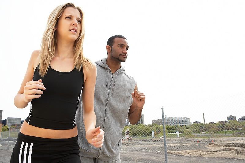 Dès qu'ils ratent une séance de jogging, certains coureurs sont en manque. Même...