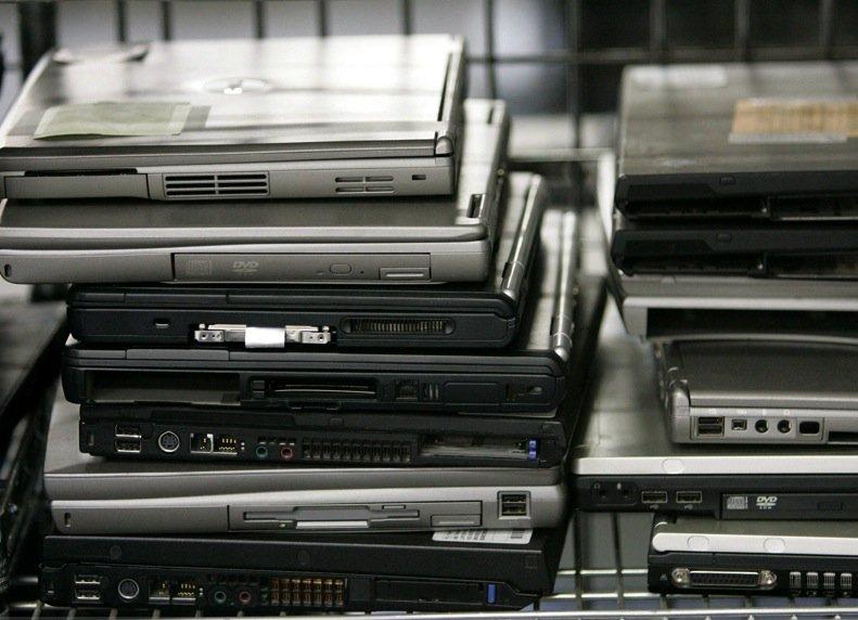 Les composantes des gadgets électroniques contiennent souvent des... (Photothèque Le Soleil)