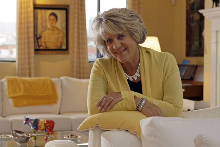 Denise Bombardier... (Photo: Robert Mailloux, La Presse)