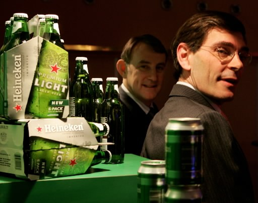 En 2009, Heineken compte se concentrer sur la... (Photo: Associated Press)