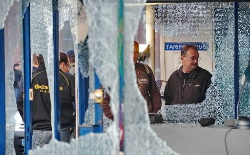 Continental, Molex, Caterpillar: trois grandes entreprises... (Photo: AFP)