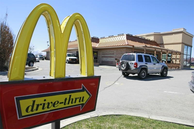 La chaîne de restauration américaine McDonald's a annoncé jeudi... (Bloomberg)