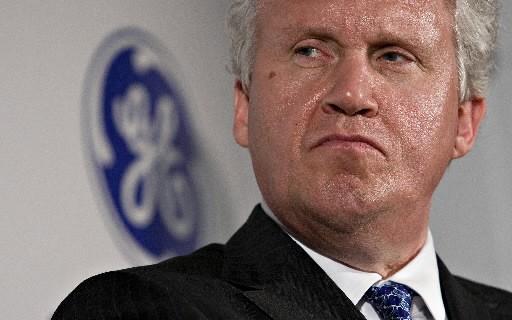 Jeffrey Immelt... (Photo: Bloomberg)