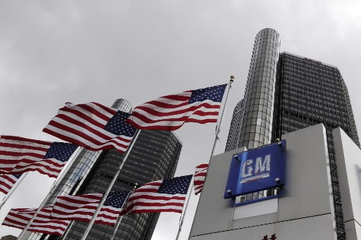 Le constructeur automobile américain General Motors... (Photo: Associated Press)