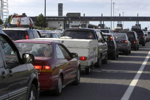 Les Canadiens pourront dorénavant rentrer au pays... (Photo archives, La Presse)