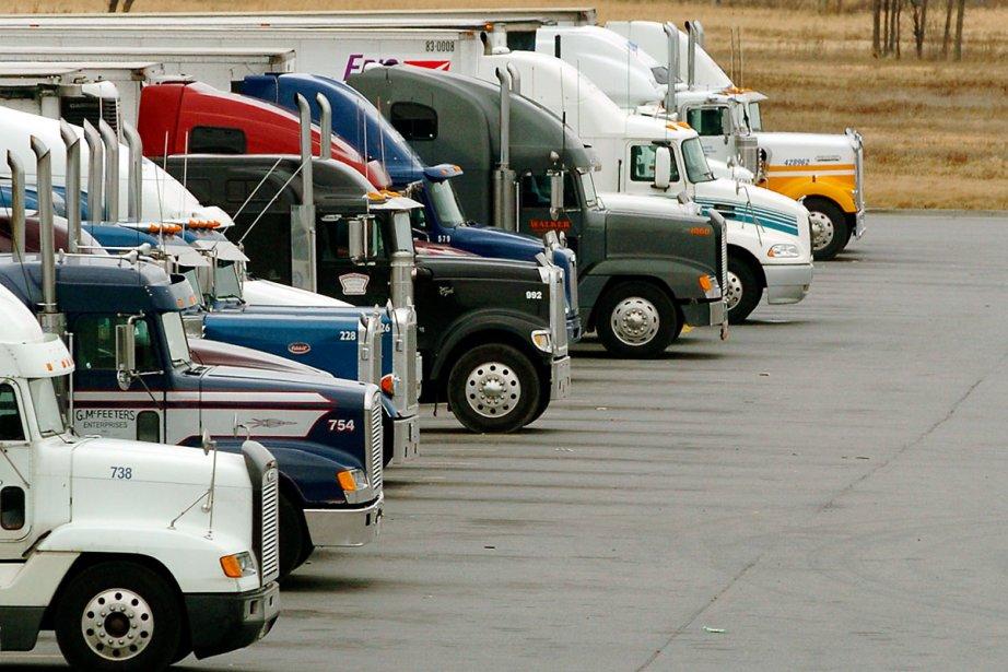 La hausse des commandes à l'industrie aux États-Unisa... (Photo: Ivanoh Demers, Archives La Presse)