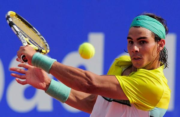 Le numéro un mondial, Rafaël Nadal... (Associated Press)