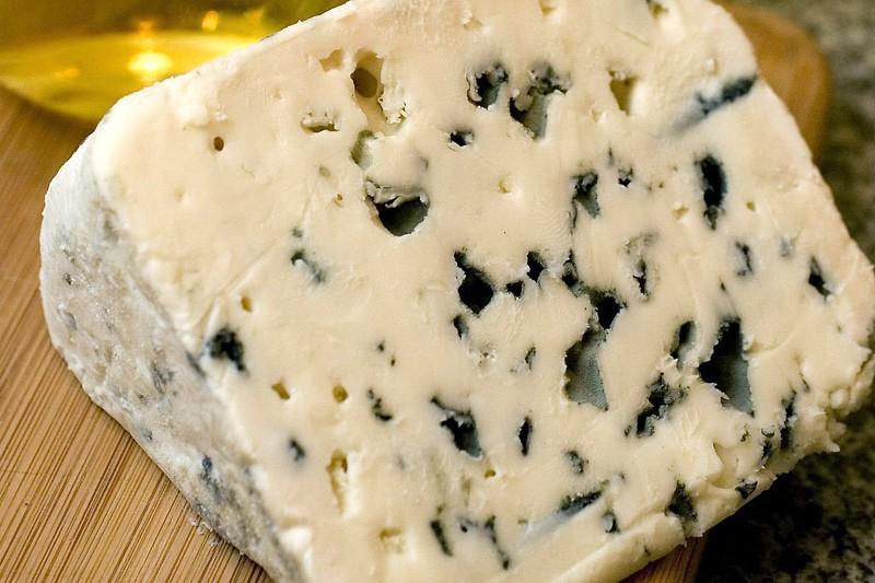 Fromage bleu...