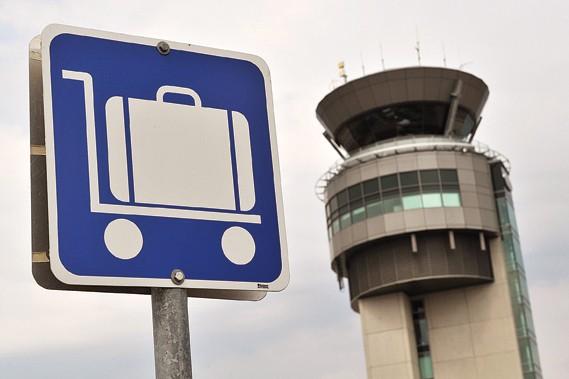 Les dirigeants de l'aéroport Jean-Lesage se disent prêts... (Le Soleil, Patrice Laroche)