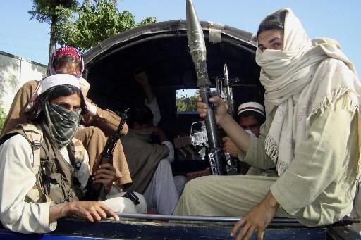 Des talibans au Pakistan... (Photo: AP)