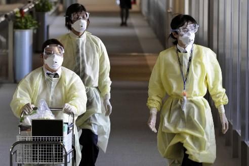 En quelques jours seulement, des cas du nouveau... (Photo: AFP)